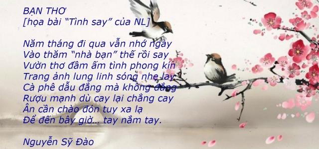 Bạn thơ